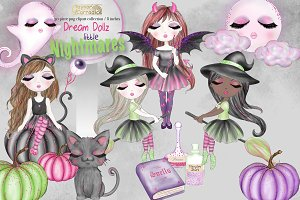 Dream Dolls Halloween Collection