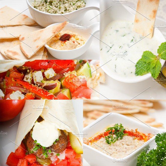 Arab middle east food 1.jpg - Food & Drink