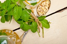 Arab middle east mint tea and pine nuts 016.jpg