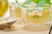 Arab Moroccan middle east mint tea and pine nuts 004.jpg