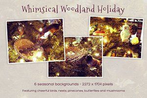 Whimsical Woodland Holiday