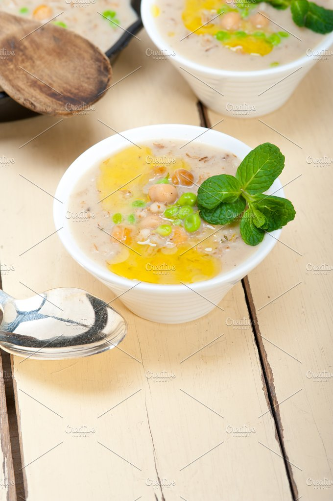 cereals and legumes soup 029.jpg - Food & Drink