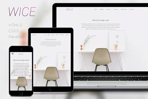 WICE - Design Studio Portfolio