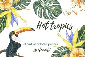 Hot tropics