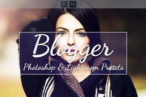 Blogger Presets