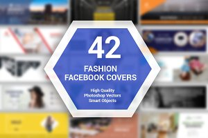 42 Fashion Facebook Covers