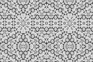 Stone Motif Seamless Pattern Mosaic