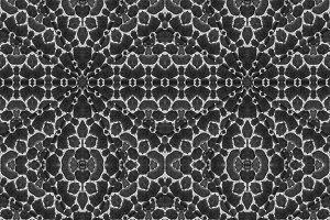Dark Stone Motif Seamless Pattern Mo