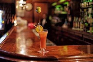 Last cocktail