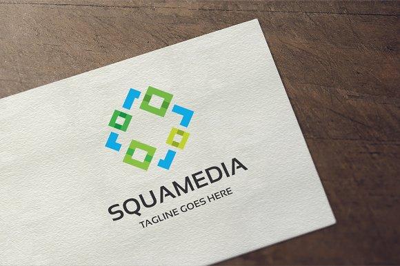 Squamedia Logo