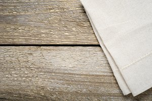 Beige cotton cloth