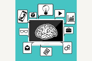 Modern Information for Brain
