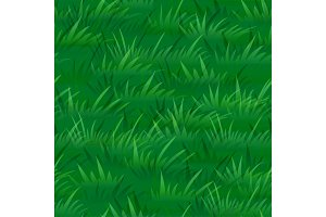 Green Grass, Seamless