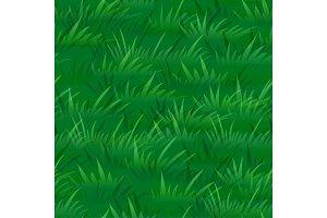 Green Grass, Seamless