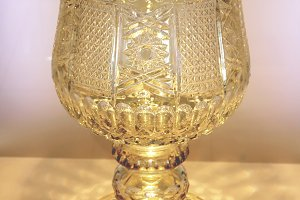 "Decorative vase ""The Grail"""