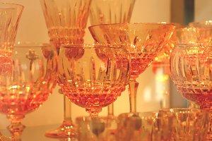 Decorative drinking set