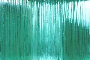 Deep sea blue glass texture
