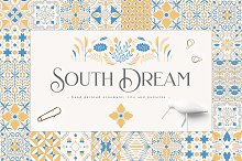South Dream Collection by  in Illustrations