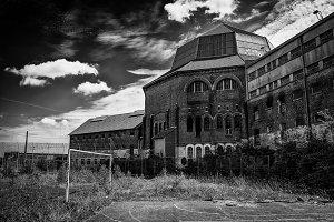 Urbex Jail Front