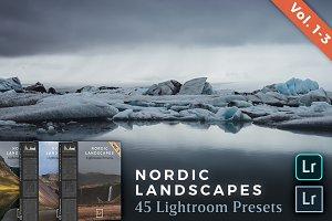 Nordic Landscapes Vol. 1-3 Lightroom