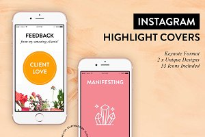 Instagram Highlights | Keynote