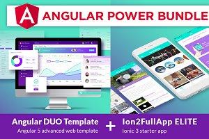 Angular Power Bundle