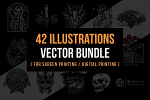 42 Illustrations Vector Bundle