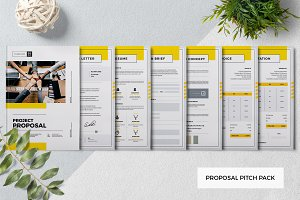 Proposal Pitch Pack V 1.0