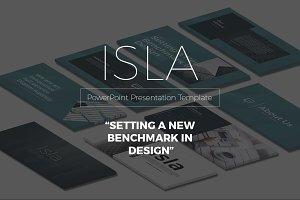ISLA - Creative PowerPoint Template