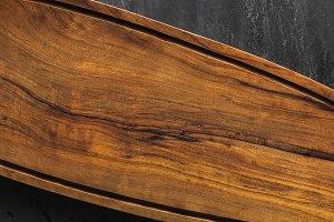 banner of Empty wooden long board fo