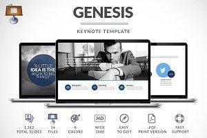Genesis | Keynote Presentation