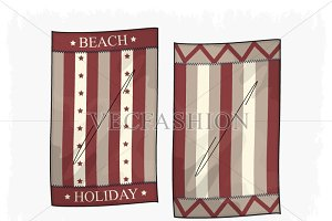 Beach Towel Bath & Lifestyle Product