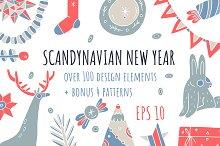 Scandinavian New Year!