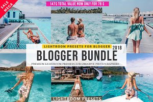 Pro Blogger Lightroom Presets Bundle