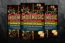 Indie Music Concert