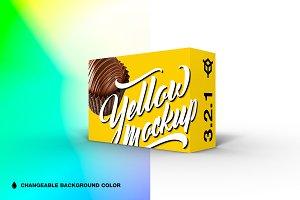 3.2.1 Simple 3D BoxMockup