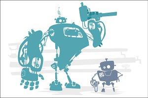 Gangster Robots