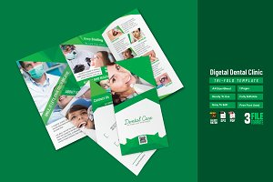 Dental Care Tri-Fold