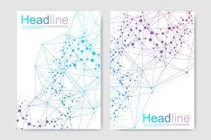 Scientific brochure design