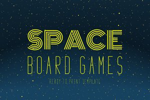 Board Games ready to print