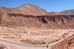 Badlands and Ruta 52 to Salinas Gran