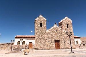 Church in San Antonio de Los Cobres