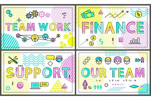 Successful Business Posters with