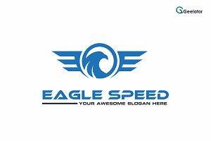 Eagle Speed Logo Template