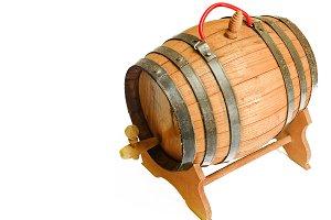 Mini barrel
