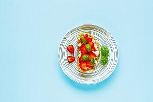 Healthy breakfast composition