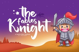 The Fables Knight Font
