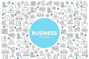 Linear business pattern