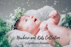Newborn and Kids Lightroom Presets