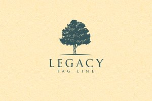 Legacy Logo Template